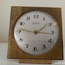 Relojes de carga manual: RELOJ DE SOBREMESA KAISER WEST GERMANY MECANICO. Lote 211471951