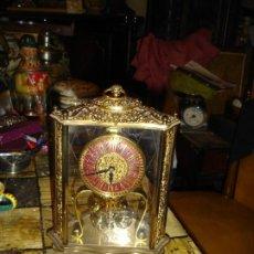 Relojes de carga manual: PRECIOSO RELOJ DE CARGA MANUAL 440 DIAS CUERDA MUY RARO DE COLECCION VER FOTOS. Lote 211639075