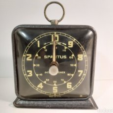 Relojes de carga manual: ANTIGUO RELOJ SPARTUS INTERVAL TIMER. Lote 211766142
