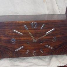Relojes de carga manual: RELOJ DE SOBREMESA ART DECO. Lote 213339270
