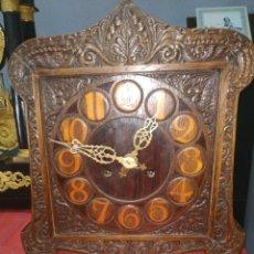 Relojes de carga manual: RELOJ SOBREMESA KIENZLE. Lote 213350466
