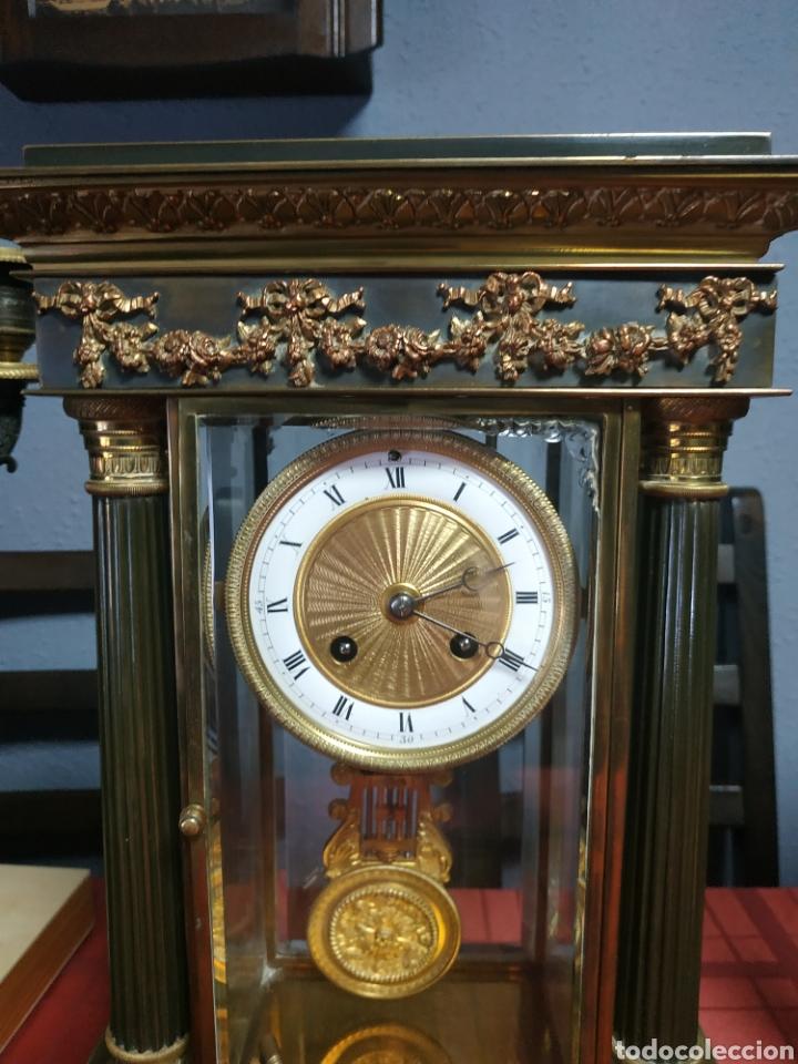 Relojes de carga manual: Reloj portico imperio - Foto 3 - 213351458