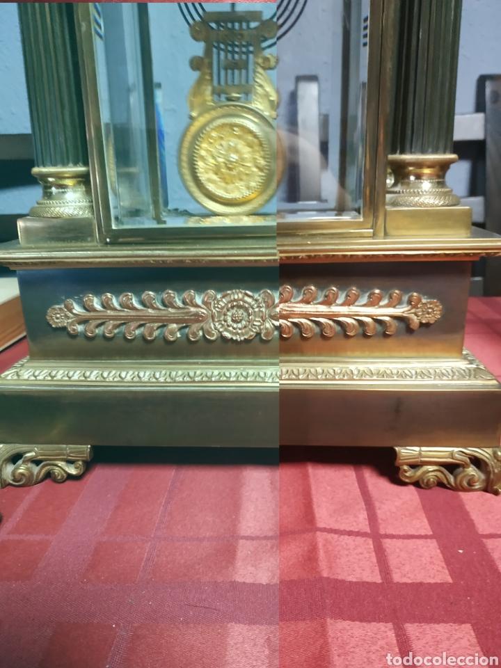 Relojes de carga manual: Reloj portico imperio - Foto 4 - 213351458