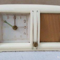 Relojes de carga manual: RELOJ DESPERTADOR MUSICAL STAIGER. Lote 214682842