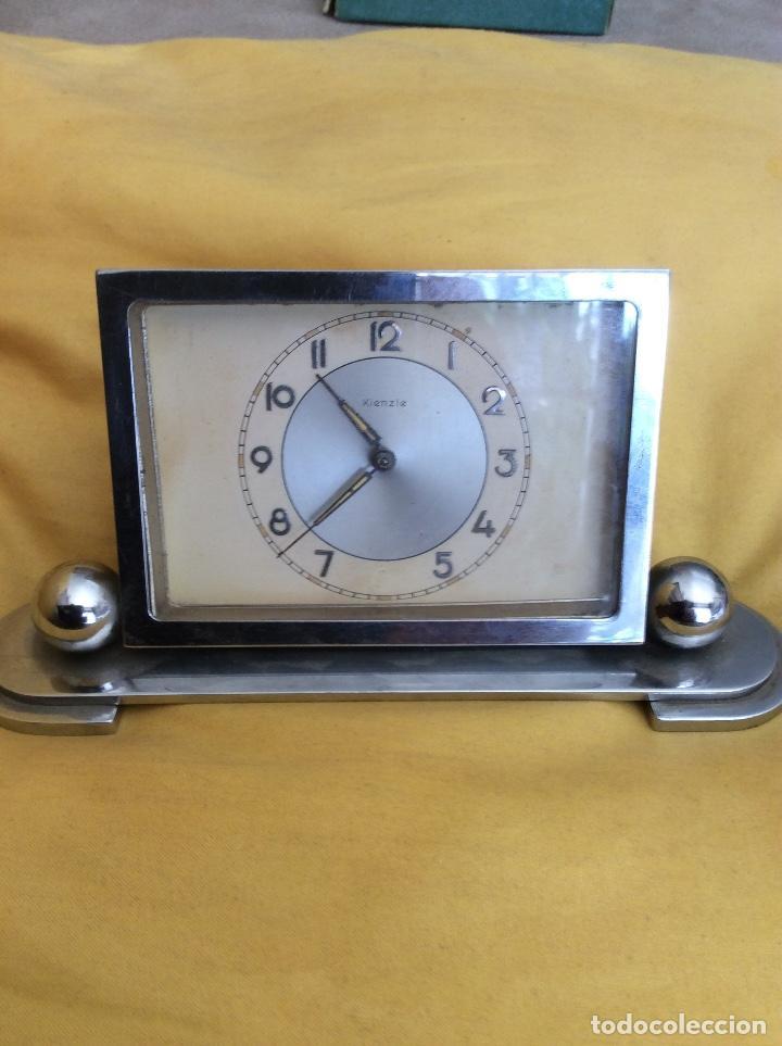 KIENZLE SOBREMESA (Relojes - Sobremesa Carga Manual)