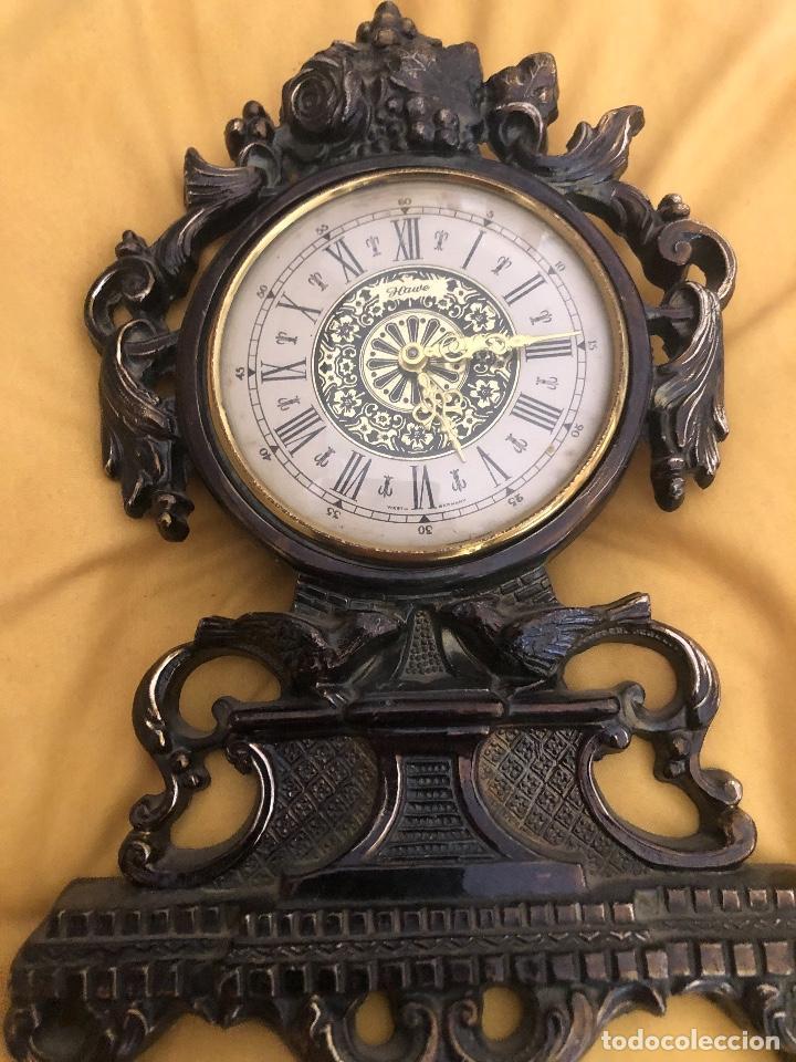 HAWE WEST GERMANY RELOJ SOBREMESA (Relojes - Sobremesa Carga Manual)