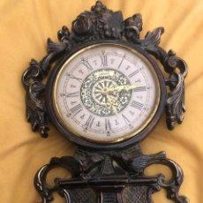 Relojes de carga manual: HAWE WEST GERMANY RELOJ SOBREMESA. Lote 215025905