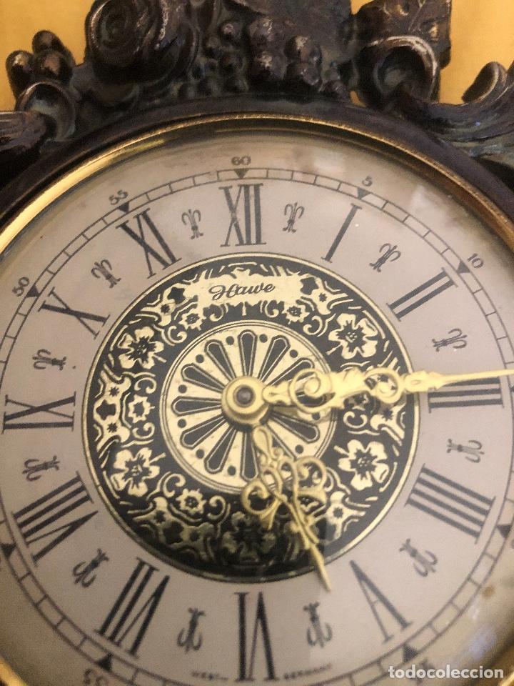 Relojes de carga manual: HAWE WEST GERMANY RELOJ SOBREMESA - Foto 2 - 215025905