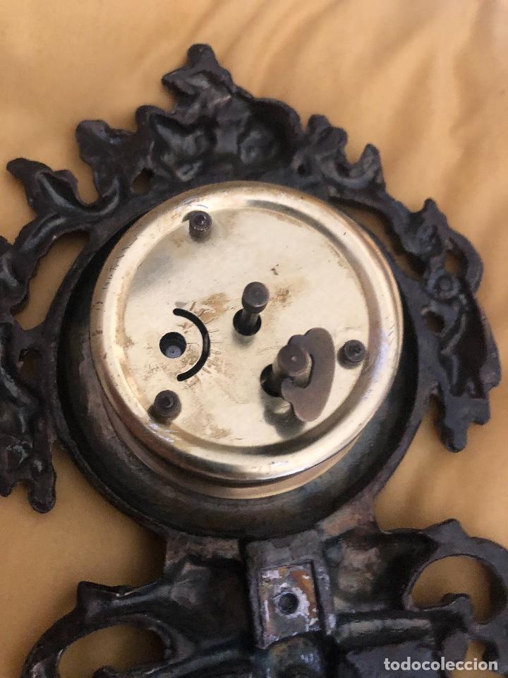 Relojes de carga manual: HAWE WEST GERMANY RELOJ SOBREMESA - Foto 3 - 215025905