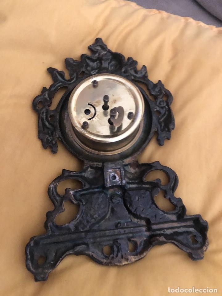 Relojes de carga manual: HAWE WEST GERMANY RELOJ SOBREMESA - Foto 4 - 215025905