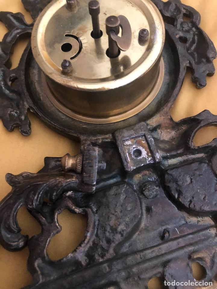 Relojes de carga manual: HAWE WEST GERMANY RELOJ SOBREMESA - Foto 5 - 215025905
