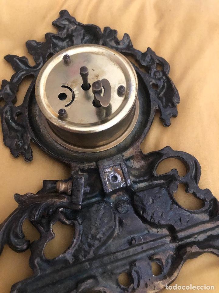 Relojes de carga manual: HAWE WEST GERMANY RELOJ SOBREMESA - Foto 6 - 215025905