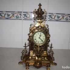 Relojes de carga manual: ANTIGUO RELOJ FUNCIONANDO A CUERDA.. Lote 215131696