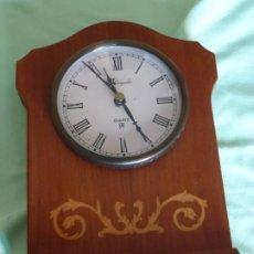 Relojes de carga manual: RELOJ DE SOBREMESA. MARCA: ARTESANIA ARAV ARCHANGELUS. Lote 215287311