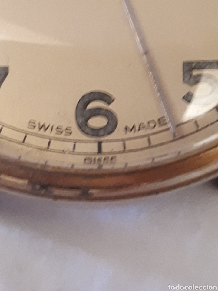 "Relojes de carga manual: RELOJ DESPERTADOR ""CIMA"" CARGA MAUAL FUNCIONANDO - Foto 2 - 215583640"