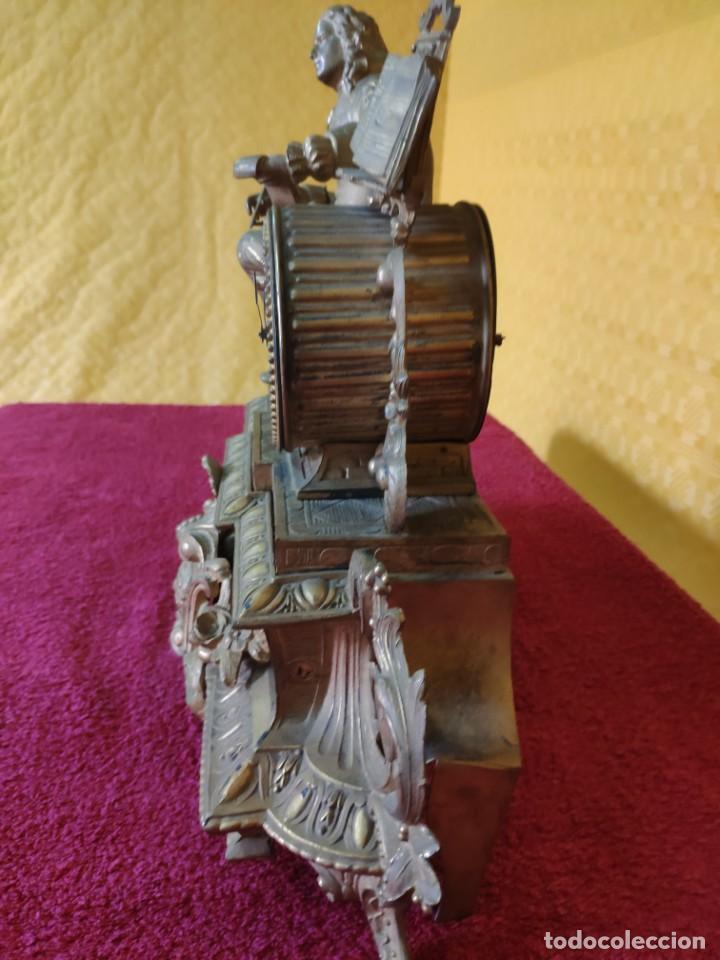 Relojes de carga manual: RELOJ DE SOBREMESA DE ESTILO FRANCÉS SIGLO XIX, 6000-173 - Foto 18 - 45678485