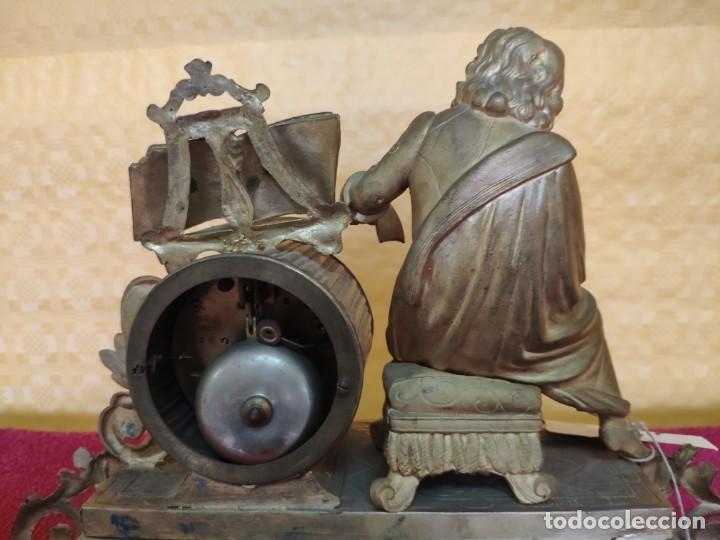 Relojes de carga manual: RELOJ DE SOBREMESA DE ESTILO FRANCÉS SIGLO XIX, 6000-173 - Foto 21 - 45678485