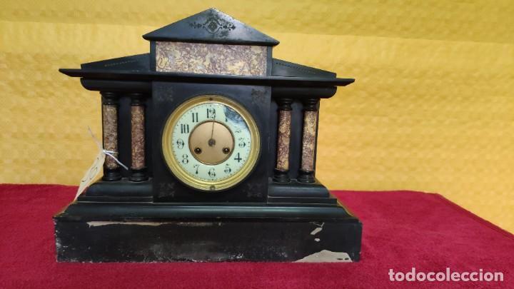Relojes de carga manual: RELOJ DE SOBREMESA NAPOLEÓN III SIGLO XIX-XX, 6000-039 - Foto 3 - 43445878