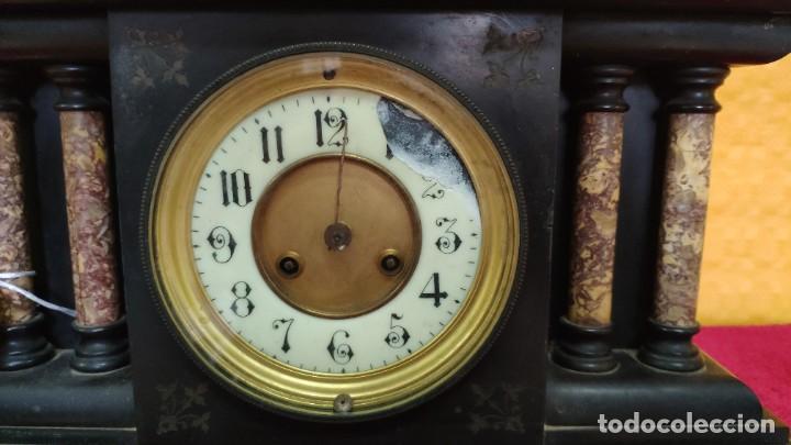 Relojes de carga manual: RELOJ DE SOBREMESA NAPOLEÓN III SIGLO XIX-XX, 6000-039 - Foto 2 - 43445878