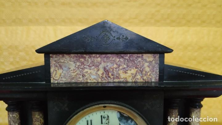 Relojes de carga manual: RELOJ DE SOBREMESA NAPOLEÓN III SIGLO XIX-XX, 6000-039 - Foto 7 - 43445878