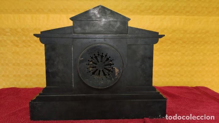 Relojes de carga manual: RELOJ DE SOBREMESA NAPOLEÓN III SIGLO XIX-XX, 6000-039 - Foto 14 - 43445878