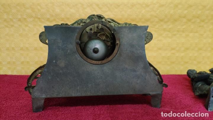 Relojes de carga manual: RELOJ DE SOBREMESA DE ESTILO FRANCÉS SIGLO XIX , 6000-171 - Foto 22 - 43450236