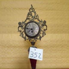 Relojes de carga manual: RELOJ DE SOBREMESA CARGA MANUAL SIGLO XX, 6000-352. Lote 43844551