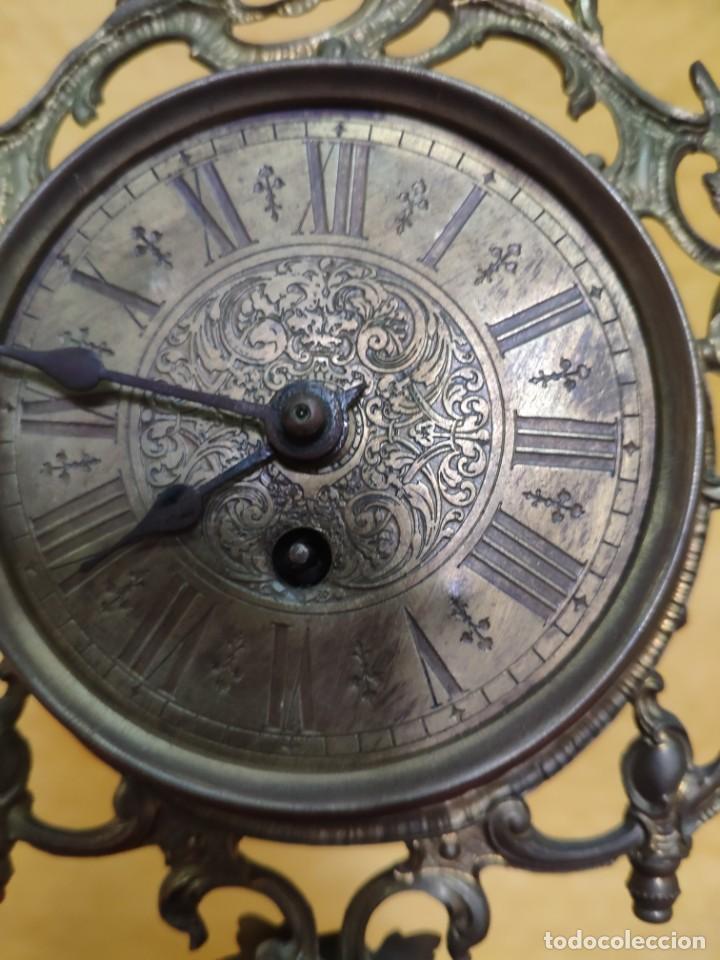 Relojes de carga manual: RELOJ DE SOBREMESA CARGA MANUAL SIGLO XX, 6000-352 - Foto 5 - 43844551