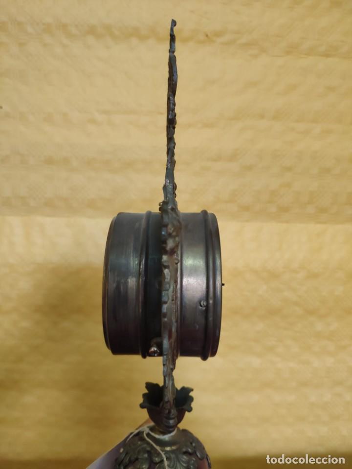 Relojes de carga manual: RELOJ DE SOBREMESA CARGA MANUAL SIGLO XX, 6000-352 - Foto 8 - 43844551