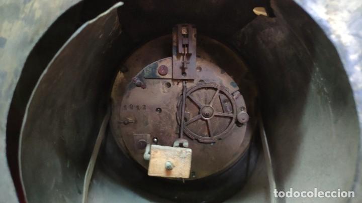 Relojes de carga manual: RELOJ DE SOBREMESA ESTILO IMPERIO SIGLO XIX, 6000-670 - Foto 26 - 45759697