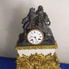 Relojes de carga manual: RELOJ DE ÉPOCA PRIMER IMPERIO SUSPENSIÓN DE HILO. Lote 218645192