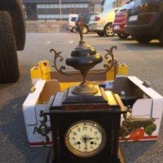 Relojes de carga manual: RELOJ SOBREMESA. Lote 218802051