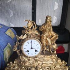 Relojes de carga manual: RELOJ DE CALAMINA. Lote 219015260
