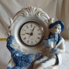 Relojes de carga manual: RELOJ PORCELANA MARCA LANDEX. Lote 220563868