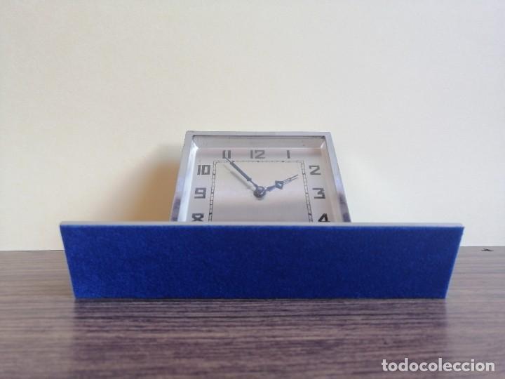 Relojes de carga manual: RELOJ ART DECO DE SOBREMESA - Foto 5 - 220783452