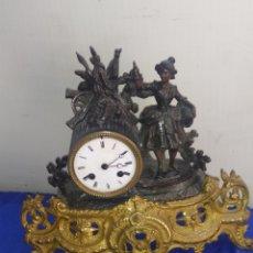 Relojes de carga manual: ANTIGUO RELOJ FRANCÉS SIGLOXIX. Lote 220954056