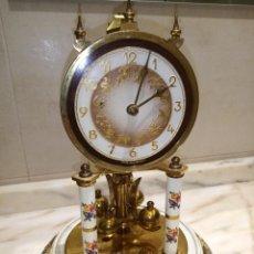 Relógios de carga manual: ANTIGUO RELOJ DE SOBREMESA ZODIACO TIPO CUNDO DE CUPULA. Lote 221493278