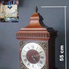 Relojes de carga manual: GRANDE, RELOJ DE MESA CON CARRILJON. Lote 221681521