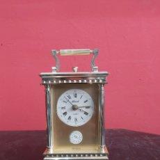 Horloges à remontage manuel: RELOJ DE SOBREMESA HERMLE QUARTZ ANTIGUA.ALTA COLECCION. Lote 221684283