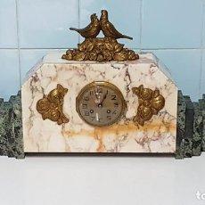 Relojes de carga manual: RELOJ DE SOBREMESA ART-DÉCO. Lote 221922022