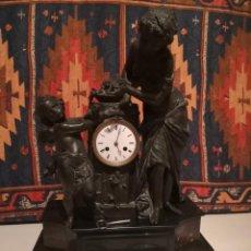 Relojes de carga manual: RELOJ DE SOBREMESA. Lote 222282676
