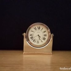 Relojes de carga manual: RELÓGIO DE SECRETÁRIA CARTIER. Lote 222286113