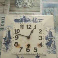 Relojes de carga manual: RELOJ ANTIGUO. Lote 222621450