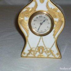 Relojes de carga manual: RELOJ CERAMICA. Lote 222654745