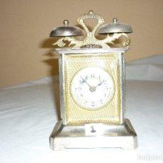 Relojes de carga manual: RELOJ CARRUAJE. Lote 222656608