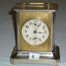 Relojes de carga manual: RELOJ Nº4. Lote 222662608
