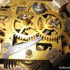 Relojes de carga manual: MAQUINARIA MECANISMO ANTIGUO RELOJ MECÁNICO ALEMANIA JUNGHANS O UNGHANS-J W 231. Lote 223326885