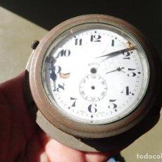 Relojes de carga manual: RELOJ DE COCHE ANTIGUO 8 DIAS CUERDA OCTO. Lote 224332652