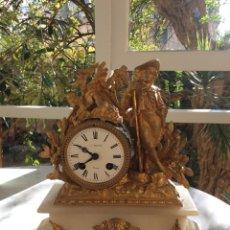 Horloges à remontage manuel: RELOJ FABRICA MATTIE (PARÍS). Lote 224732758