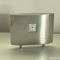 Relojes de carga manual: REJOJ SOBREMESA SERGIO ZATTI. Lote 226286455